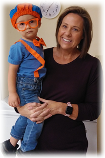 Becky Corbett is the Kid's Connection Business Director and Co-Founder